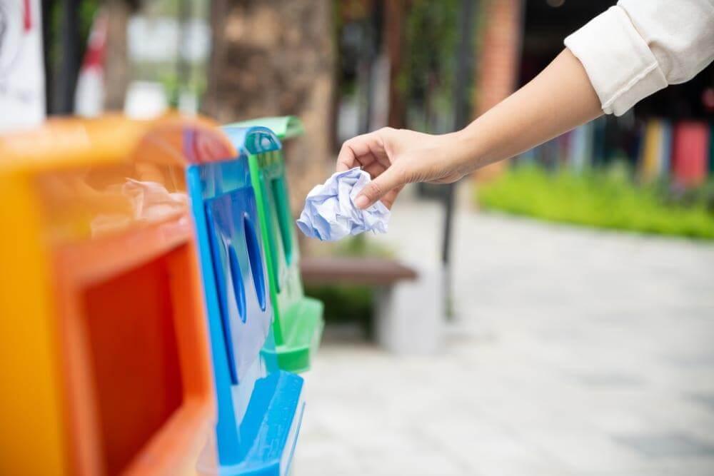 Qual é a importância da coleta seletiva para a reciclagem?