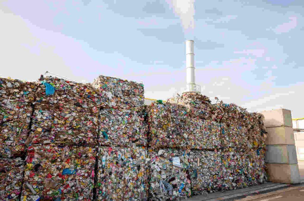 tipos de resíduos sólidos urbanos
