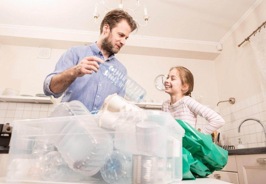 Qual seria a forma mais adequada de tratar os resíduos?
