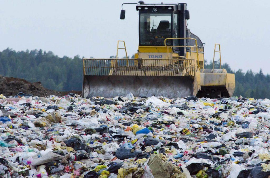 panorama do tratamento de lixo no brasil