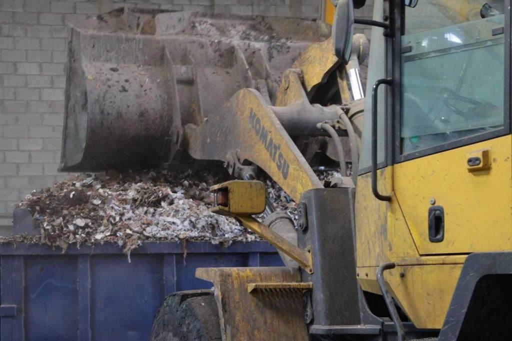funcionamento do processo de coprocessamento de resíduos