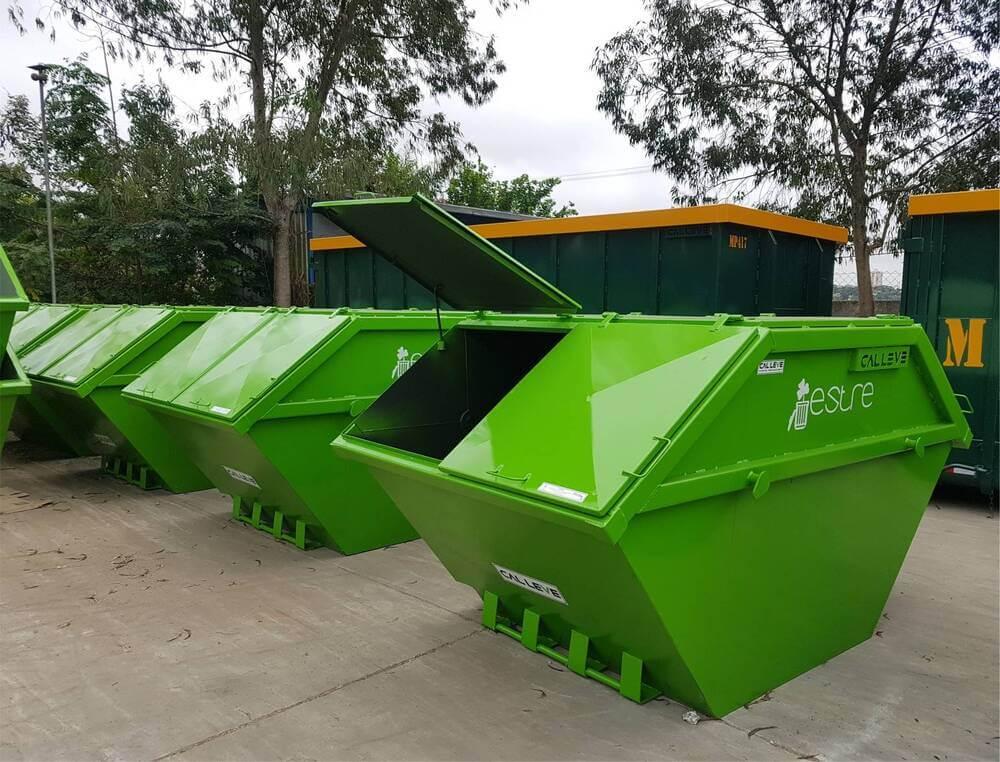 Como fazer a separação dos entulhos recicláveis